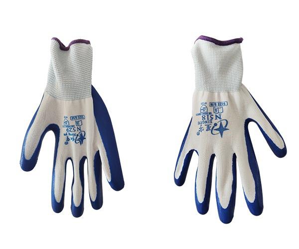乳膠浸漬手套