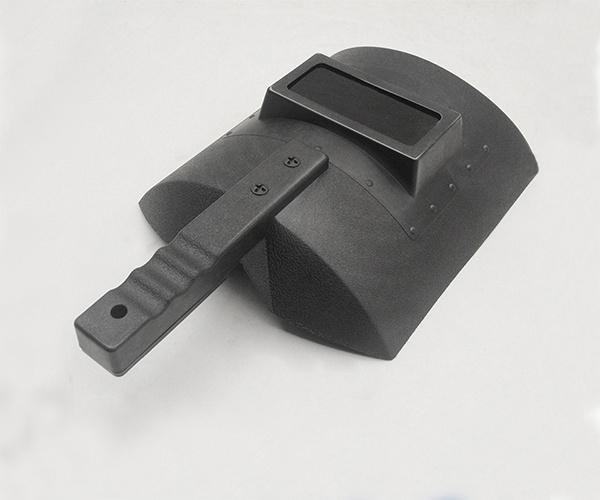 手持塑焊面罩